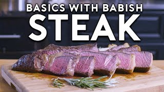 Steak | Basics with Babish