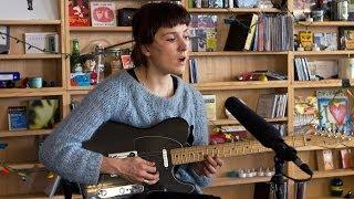Cate Le Bon: NPR Music Tiny Desk Concert