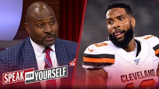 Browns 'absolutely' should want Odell Beckham Jr. back — Marcellus | NFL | SPEAK FOR YOURSELF