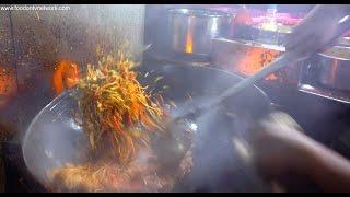 Street Food Cooking Fatafat | Amazing Chinese Wok Skills