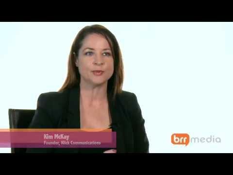 Klick Communications founder Kim McKay Part 1.mov
