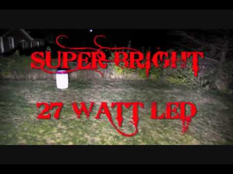 27w Led Light Lamp For Bowfishing Polaris Ranger Xterra