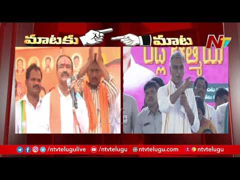 Harish Rao refutes liquor supply allegations of Eatala