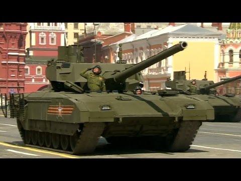Russia's military equipment v. NATO hardware