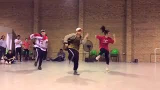 Lil Dicky   Freaky Friday feat  Chris Brown  JOSH VELARDE CHOREOGRAPHY 1 flipped