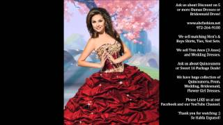 0155ac933 Spring 2015 Disney Royal Ball Quinceanera Dress