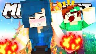 WE GET SUPER POWERS in Minecraft Bed Wars!