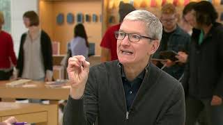 Apple CEO Tim Cook talks China, Wall Street and innovation   Mad Money   CNBC