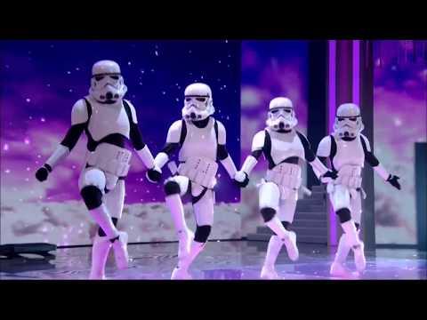 TOP 5# mejores bailes del mundo