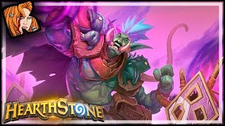 Big Bad Voodoo Magic Is… Unpredictable - Rastakhan's Rumble Hearthstone