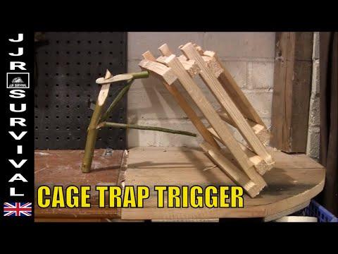 Bird Trap Trigger