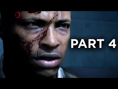 Detroit Become Human Gameplay Walkthrough Part 4 - CONFESSION (Full Game)