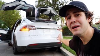 MY FIRST CAR ACCIDENT!!