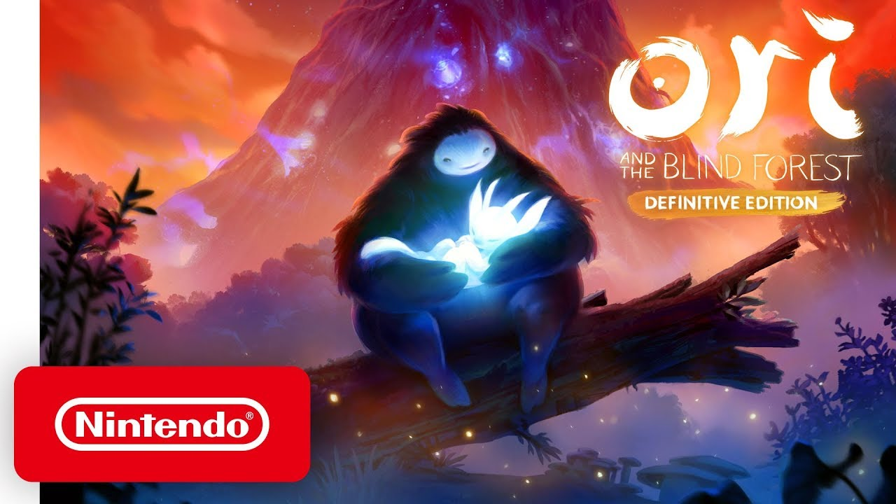 Ori and the Blind Forest: Definitive Edition - Launch Trailer - Nintendo Switch