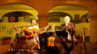 Al Tei - Mi votu e mi rivotu. Pina Sabatini e Sandro Del Duca. Silene. World Music.