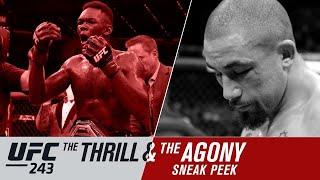 UFC 243: Взлеты и падения