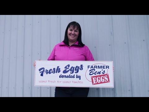 Meet Farmer Ben's Eggs