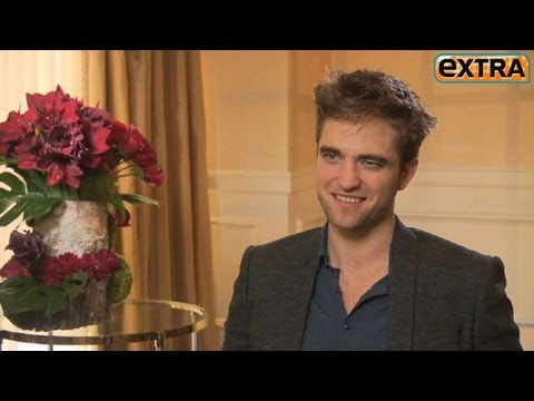 """Robert Pattinson is a 'Terrible' Dancer, RPatz revealed his shortcomings on the dance floor while taking """"Extra's"""" rapid-fire quiz with Terri Seymour. """"I wish I was a better dancer,"""" he said."""