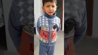 Cute baby boy Tum ku marti ho... Teacher student beautiful video