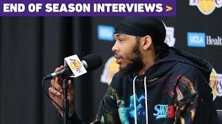 2019 End of Season Interview: Brandon Ingram