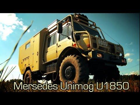 UNIMOG 416 ウニモグ 427   VideoMoviles ...