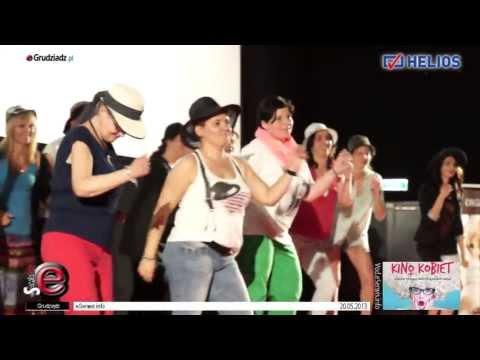 Taneczne inspiracje w majowym Kinie Kobiet !!