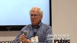 Most Influential People in Concrete: Jim Wagner