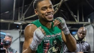 ERROL SPENCE JR 147LB KING &TERENCE CRAWFORD HAS TO DOMINATE KHAN TO KEEP PACE!!