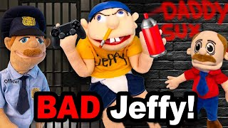 SML Movie: Bad Jeffy!