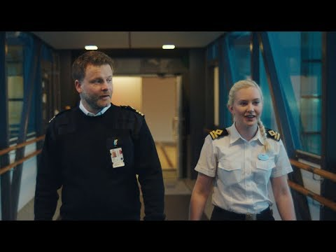 A.I. assisted vessel – Stena Scandinavica
