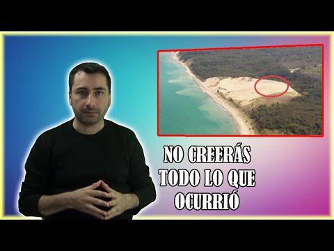 Lo que Apareció en Esta Playa Dejó a Científicos Desconcertados Durante Años