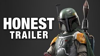 STAR WARS      : BATTLEFRONT (Honest Game Trailer)