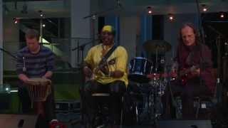 Papa Africa & Band - live & unplugged  Papa Africa 2014