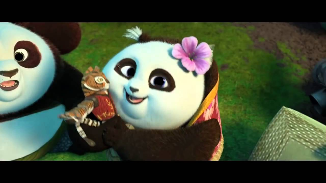 Кунг-Фу Панда 3 (2016) Трейлър
