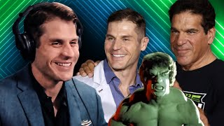 Growing up a Celebrity Kid | Lou Ferrigno Jr. on Letting Your Work Speak for Itself