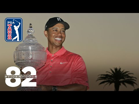 Tiger Woods wins 2006 Ford Championship at Doral | Chasing 82