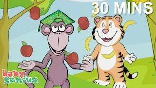 Apples and Bananas 30 Minutes Baby Genius Nursery Rhymes
