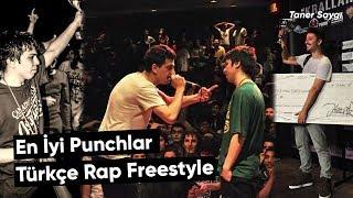 Türkçe Rap En İyi Freestyle Punchları (2019)