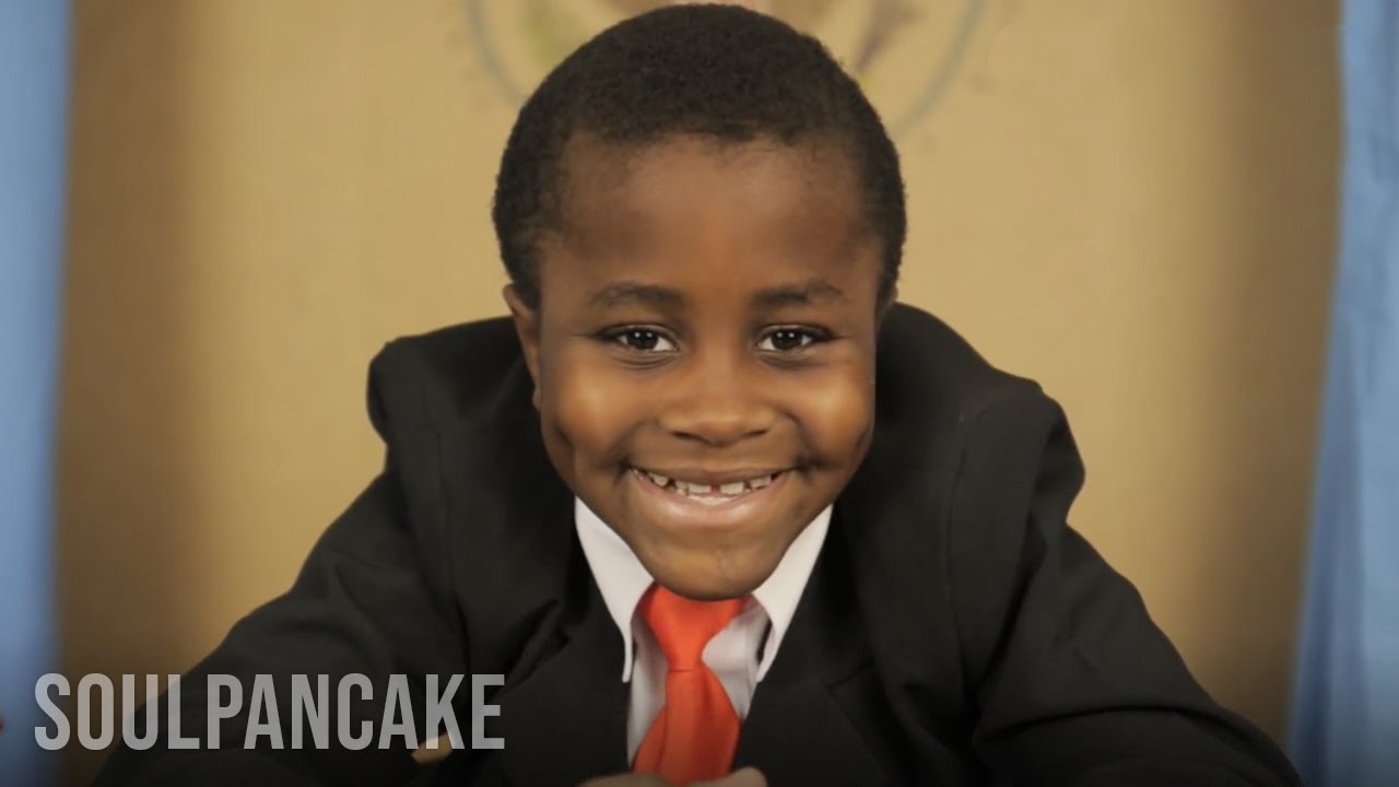 Kid President - Guide To Being A Party - YouTube