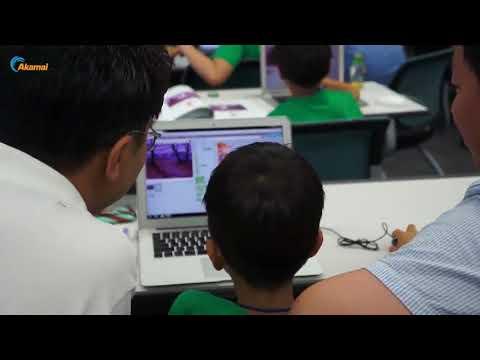 Akamai Kids Coding Day 2017 06