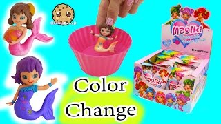 Magiki Color Changing Mermaids in Water - Full Box Unboxing All 16 Surprise Blind Bags