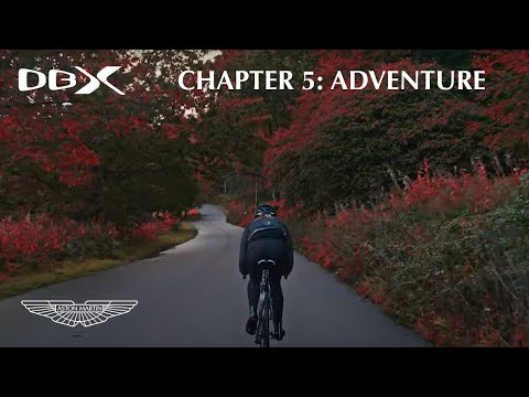 Aston Martin DBX Chapter 5: Adventure