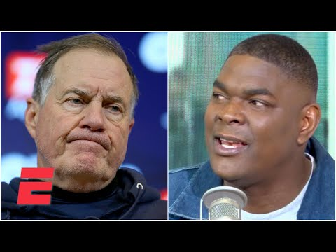Keyshawn's SPOT-ON impression of Belichick's reaction to the Bucs on the Patriots' schedule | KJZ