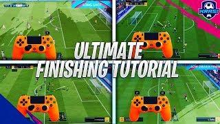FIFA 19 FINISHING TUTORIAL - SECRET SHOOTING TIPS & TRICKS - HOW TO SCORE GOALS (H2H & FUT)