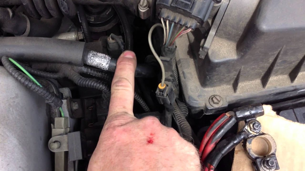 how to clean the battery ground connection on a car ford 1999 saturn wiring diagram 99 saturn wiring diagram