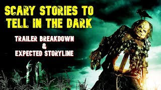 SCARY STORIES TO TELL IN THE DARK Trailer In Hindi + Expected STORYLINE