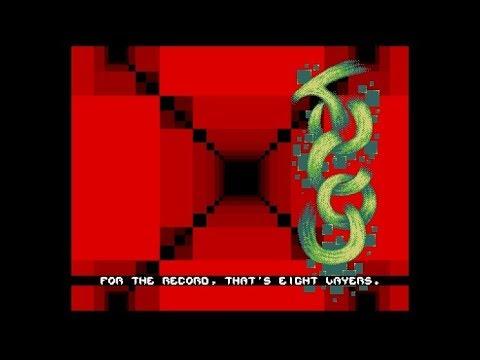 Tulou - Exclusive Galore - Amiga 32k Demo (50 FPS)