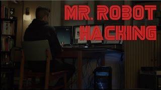 Mr. Robot | Hacking