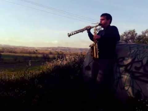 David Hernando plays Chant-Son by Stefan NICULESCU