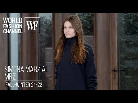 Simona Marziali MRZ | fall-winter 21-22